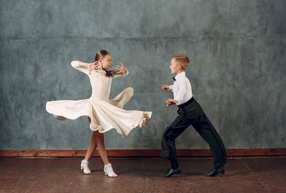 Latin Dance Classes for Kids during COVID-19